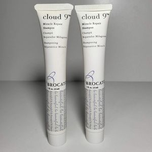 Cloud 9 Brocato miracle repair shampoo lot of 2